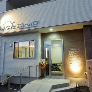 千葉県印西市木下 鍼灸整骨院 看板