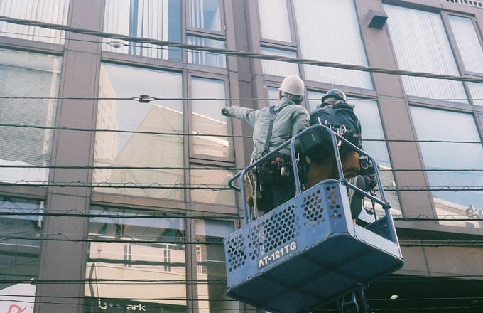千葉県近郊の看板撤去処分
